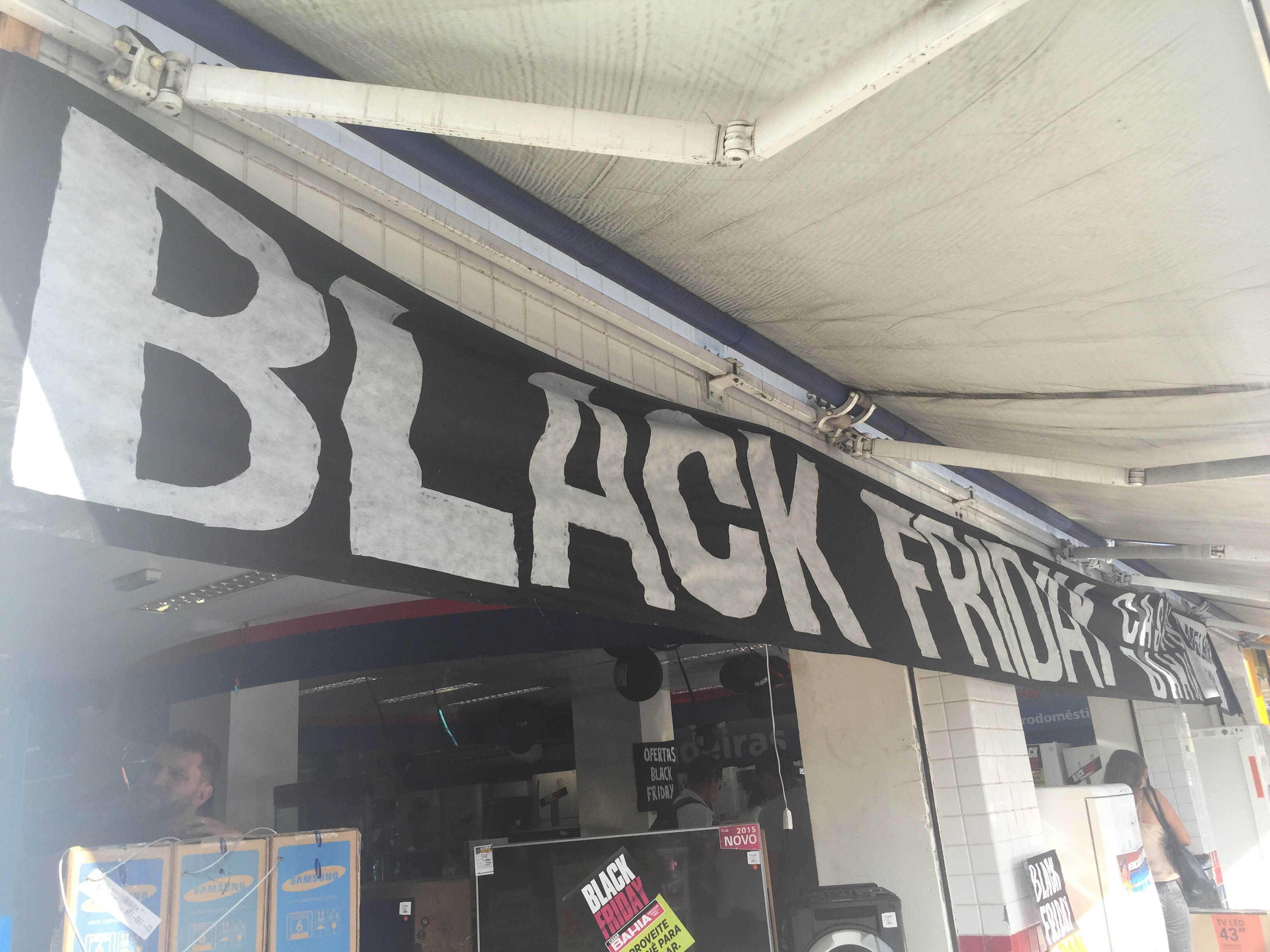 Brechando a Black Friday