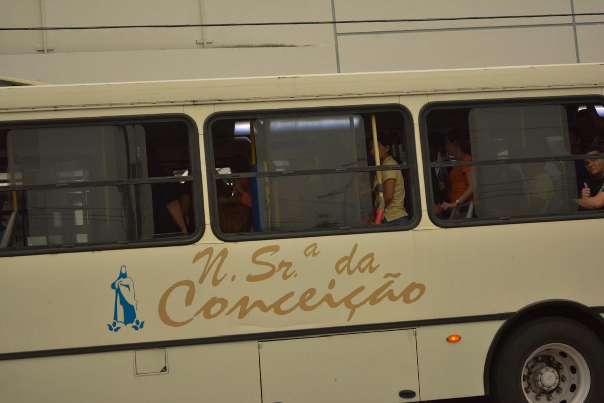 Natalenses comentam o aumento da passagem de ônibus