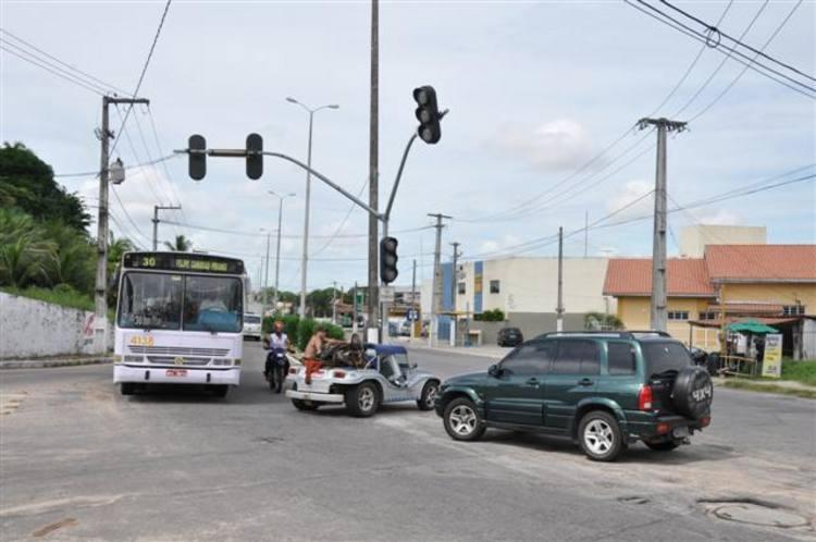 Cincos ruas horríveis de trafegar na cidade
