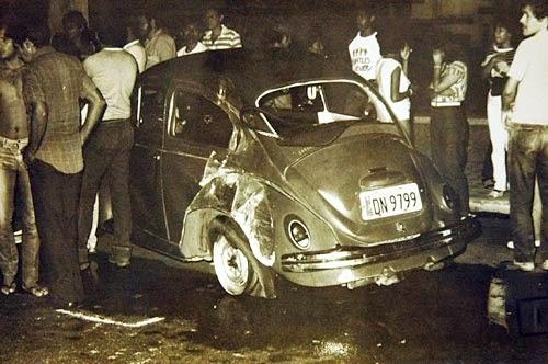 História do carnaval que rolou uma tragédia no viaduto do baldo