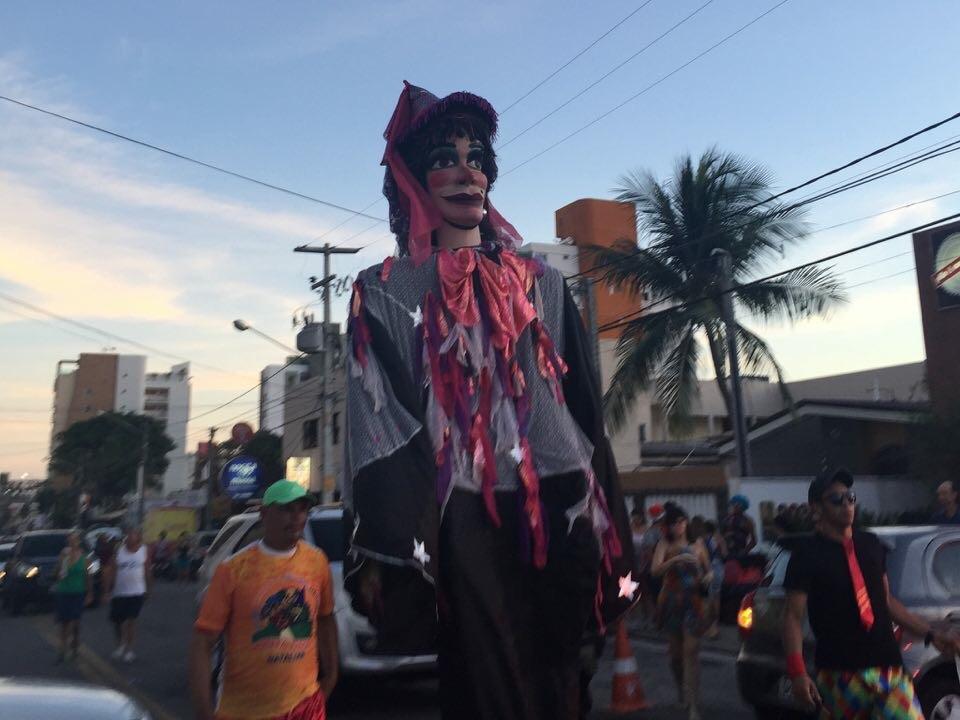 Como foi o carnaval no bloco dos Poetas