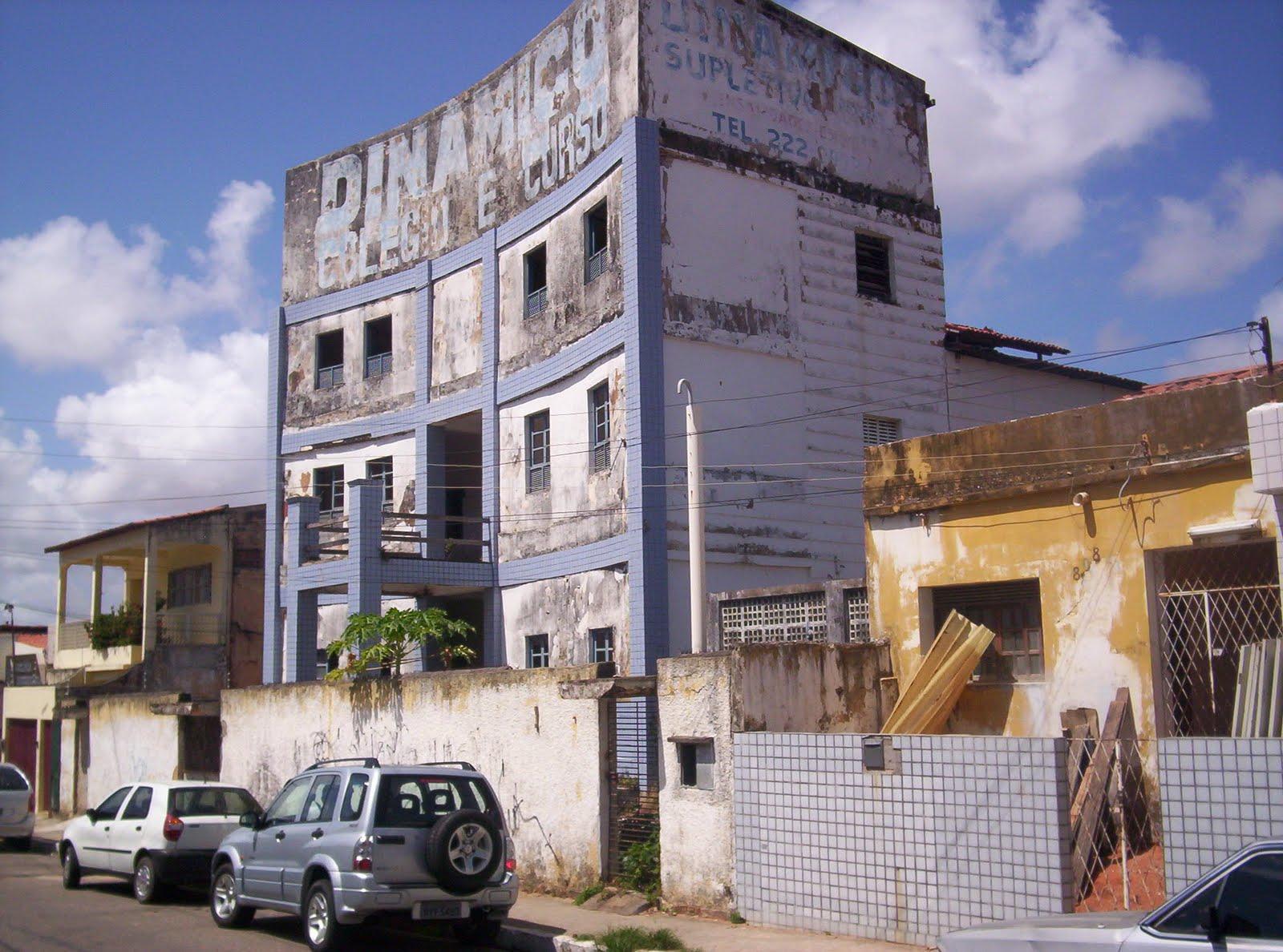 Que prédio natalense é nesta foto?