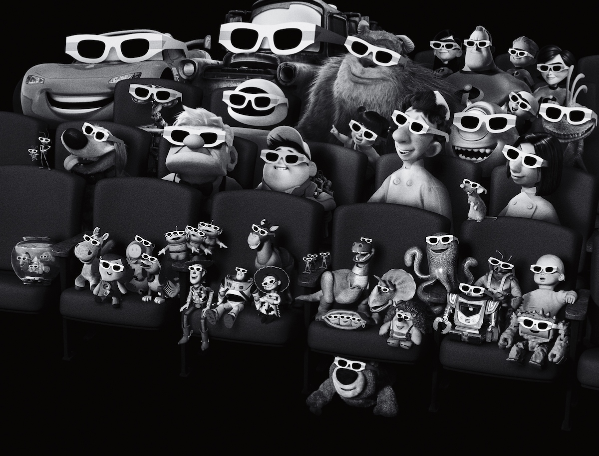 Animadores, vocês podem participar do curso gratuito da Pixar