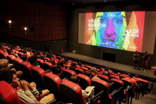 Filmes da Mostra Itinerante For Rainbow serão exibidos em Natal