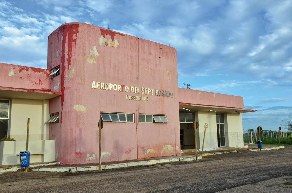 Existe um outro aeroporto no Rio Grande do Norte