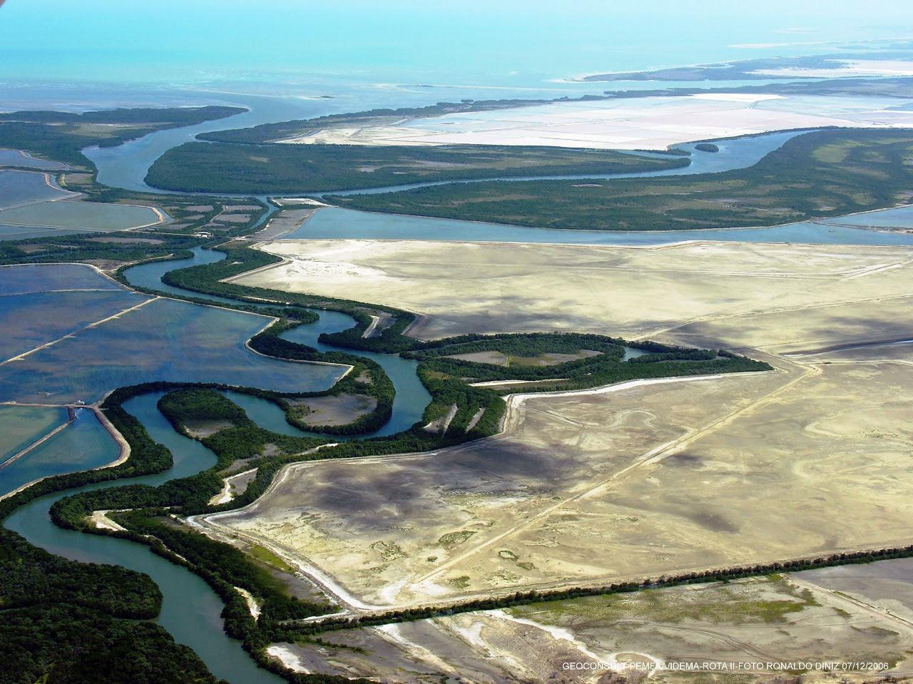 Mapeamento de enchentes no rio Piranhas-Açu é utilizado a partir de produto da Nasa