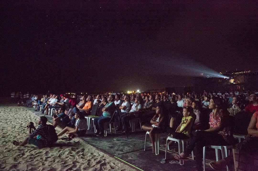 Confira a programação da quinta edição da Mostra de Cinema de Gostoso
