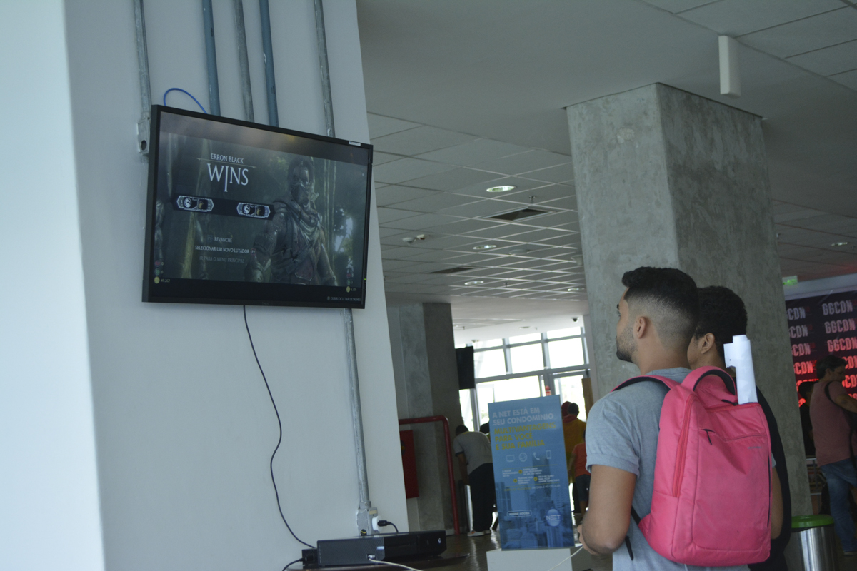 GGcon: Dia que a Arena das Dunas recebeu nerds amantes de videogame