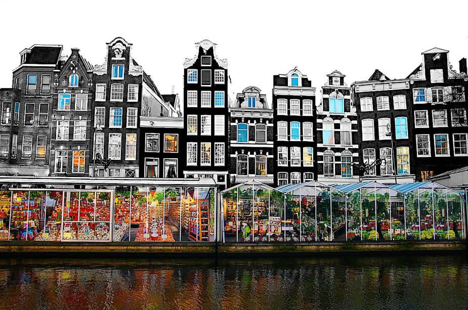 Sabia que vai existir um voo de Natal para Amsterdã ?