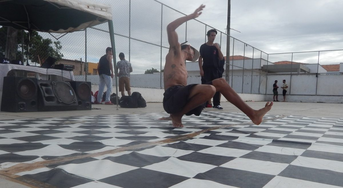 Vila de Ponta Negra terá dança de rua e graffiti neste domingo