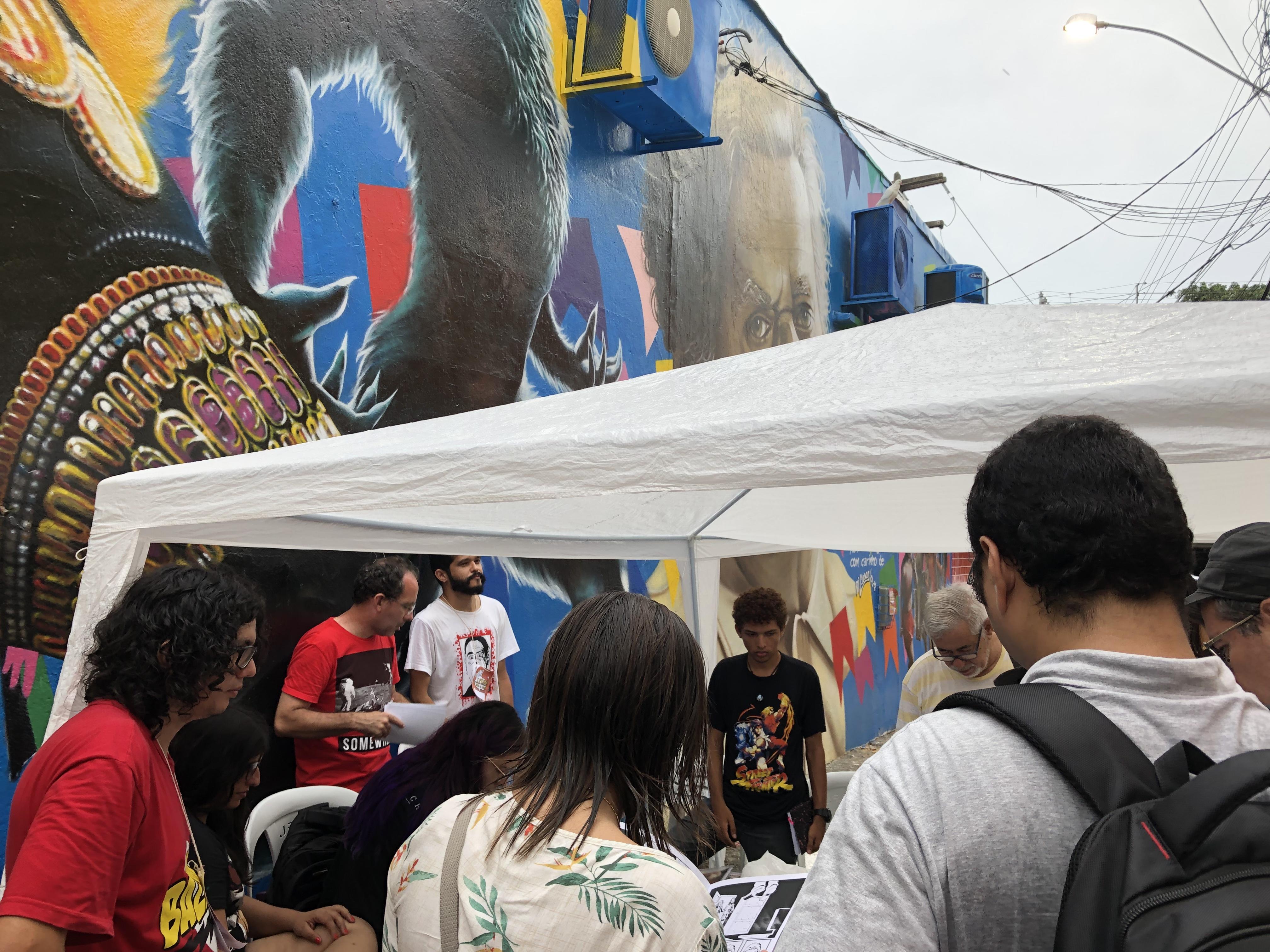 Beco da Lama será palco da segunda edição da Feira de Quadrinhos