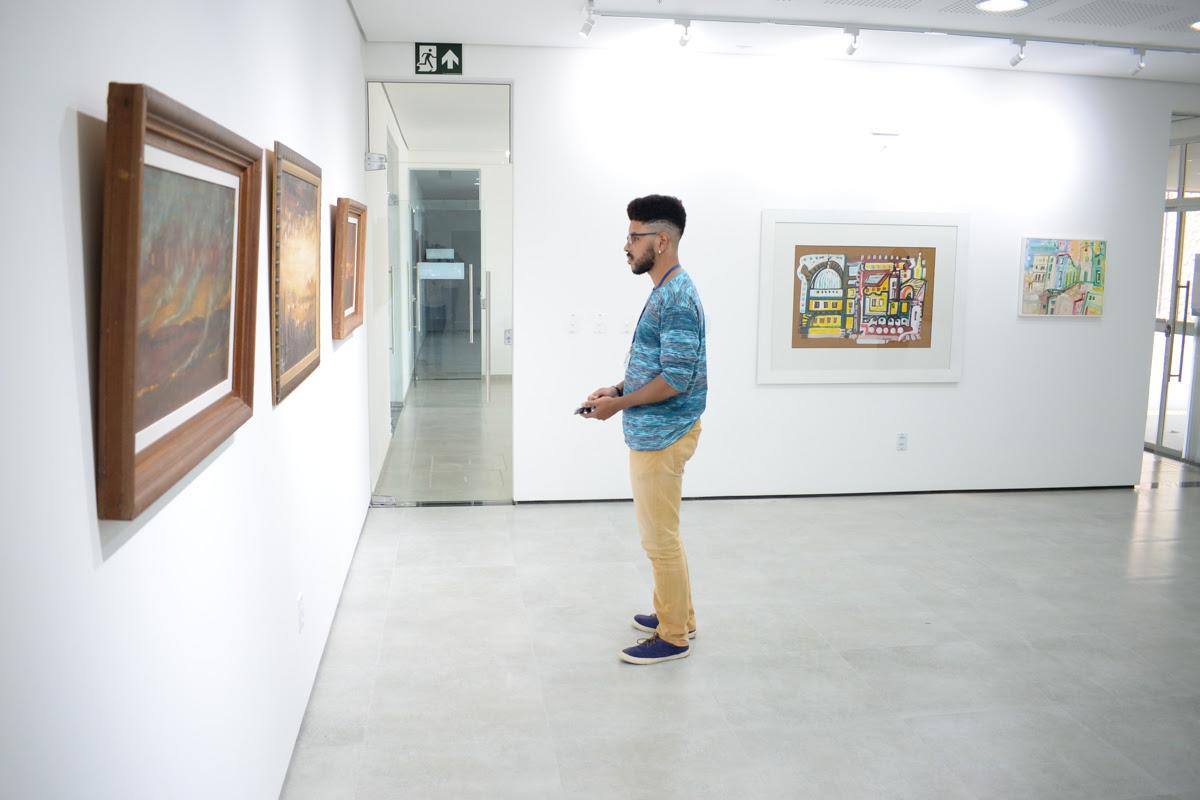 UFRN expõe obras de arte do seu acervo