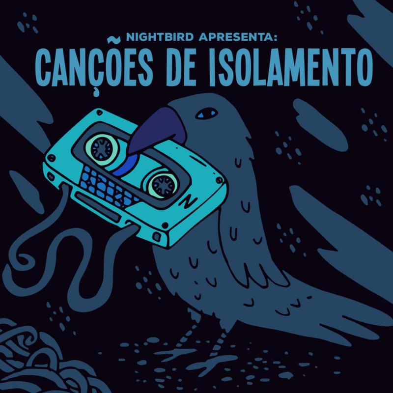 Nightbird estimula escutar artistas do RN na quarentena