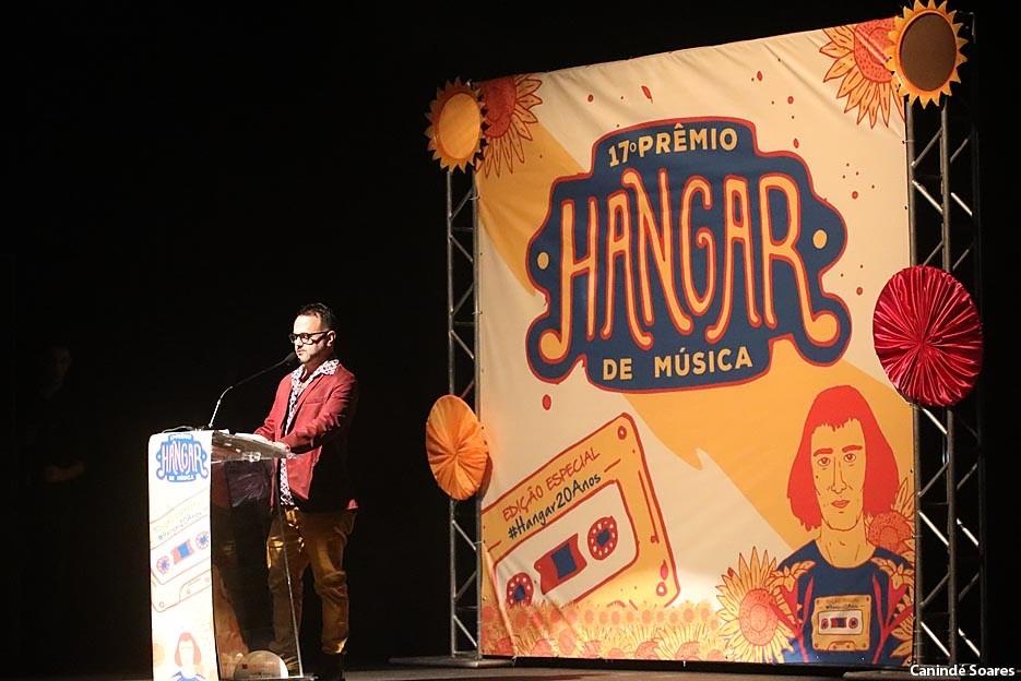 Prêmio Hangar de Música divulga sua premiação na íntegra nesta terça (29)