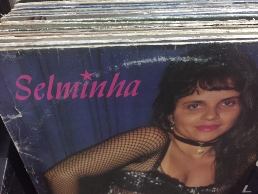 Uma cantora potiguar chamada Selminha
