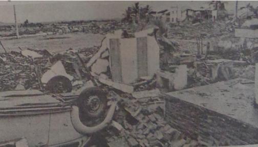 40 anos da enchente que destruiu Santa Cruz