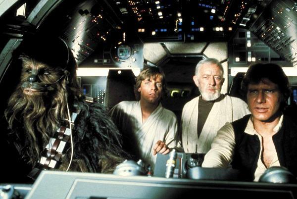 Star Wars em Natal