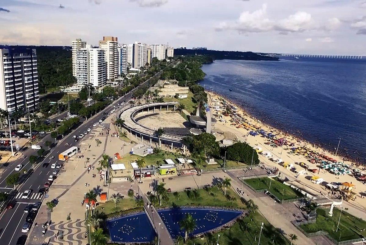 Ponta Negra de Manaus