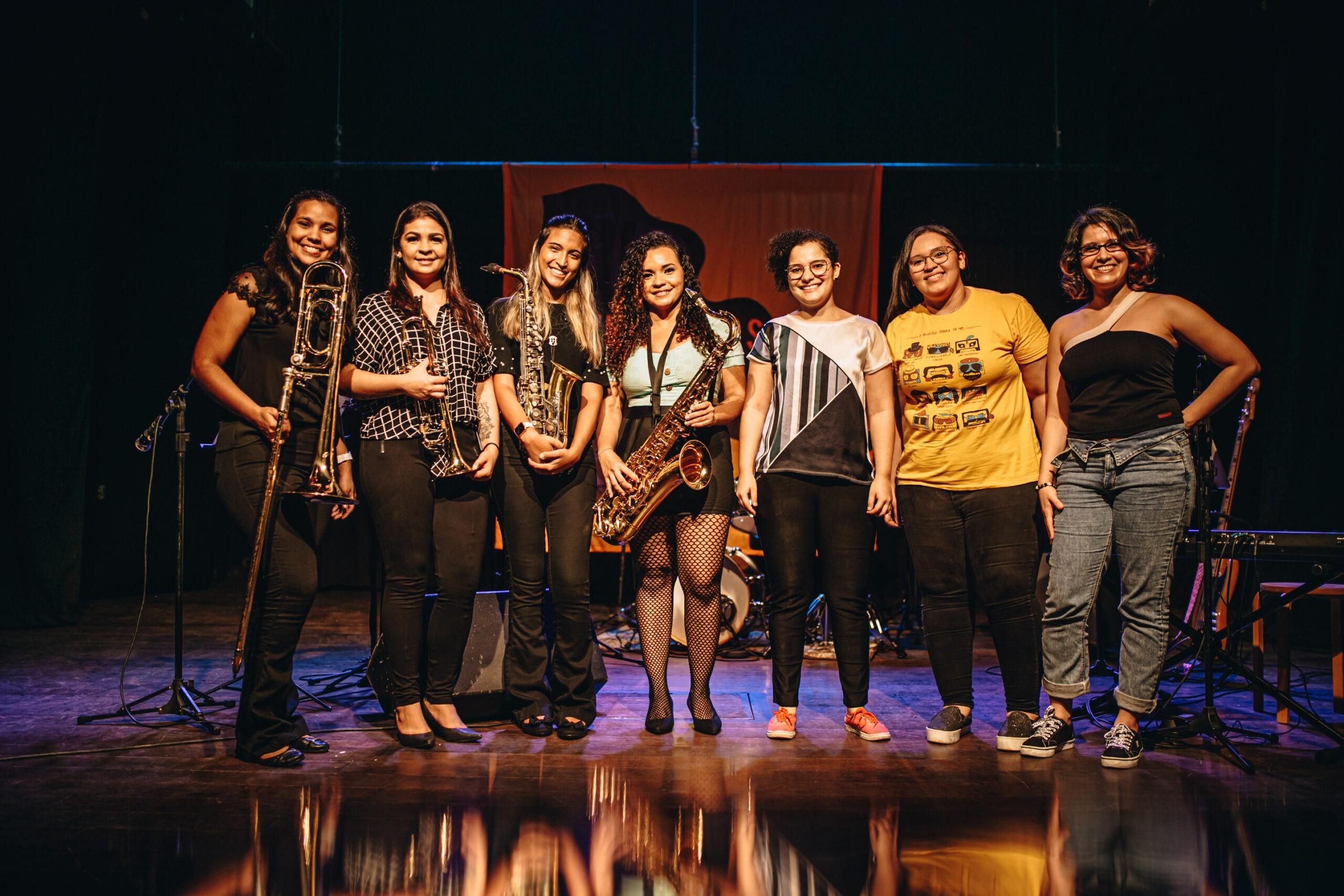Dosol realiza festival de música instrumental neste FDS