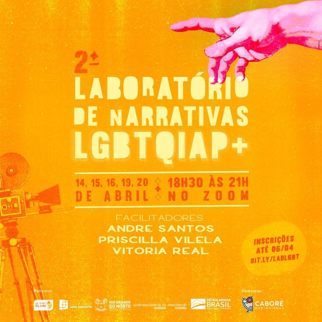Um laboratório audiovisual para produções LGBT em Natal