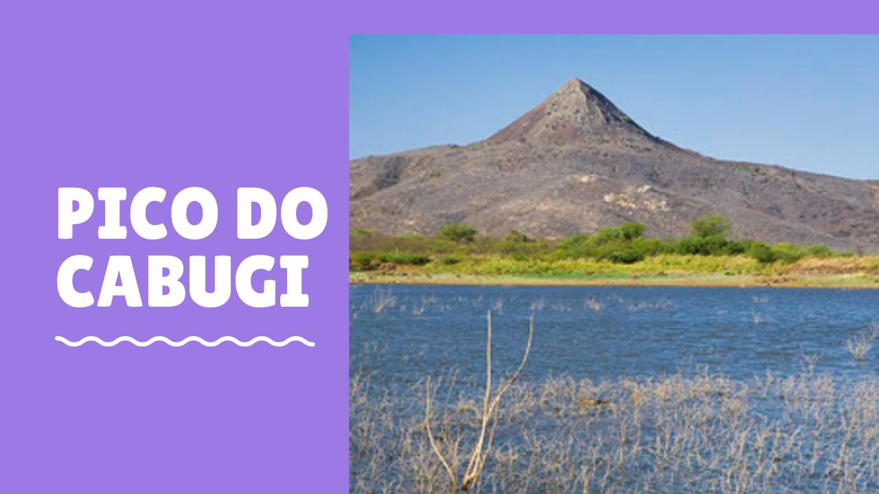 Conhece o Pico do Cabugi? Ele fica no RN!