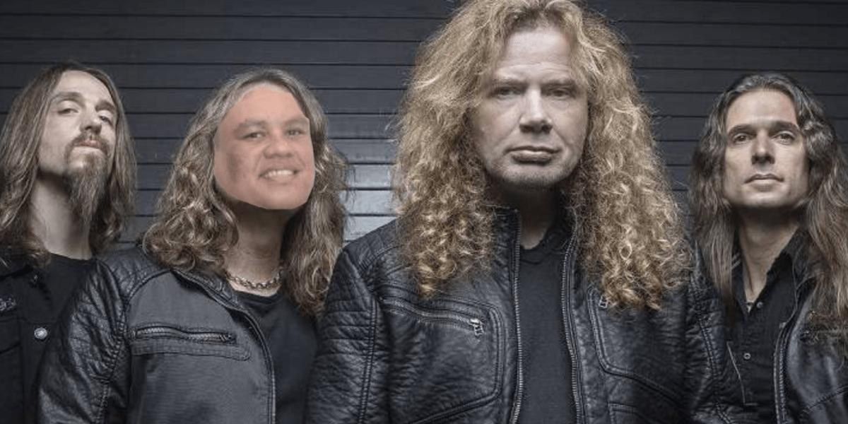 Natalenses Júnior Groovador Megadeth