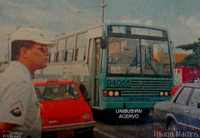 ônibus antigos em Natal