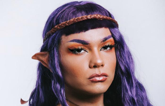 Potyguara Bardo - cantora e drag queen