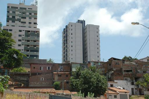 maior favela de Natal