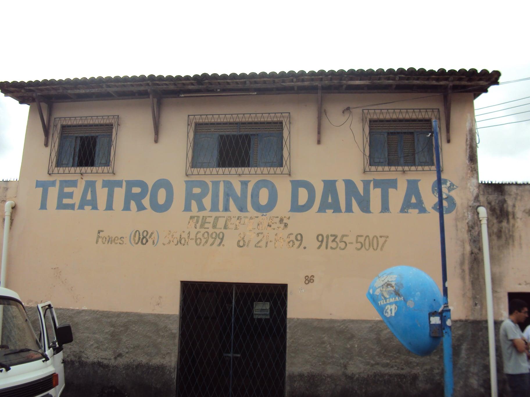 Teatro Rino Dantas